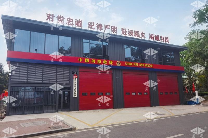 广东清溪站