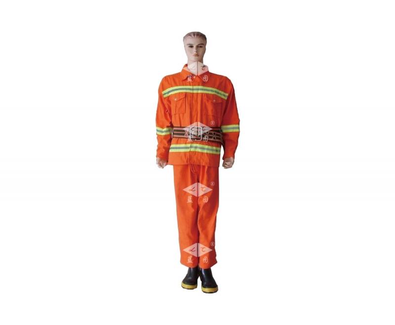消防战斗服(97式)