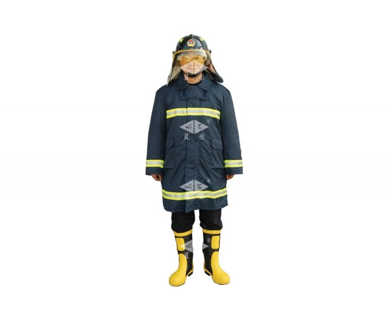 消防员灭火防护指挥服(2002式)