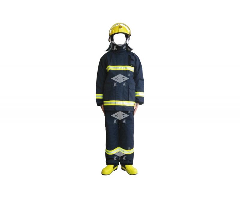 消防员灭火防护服(2002式)