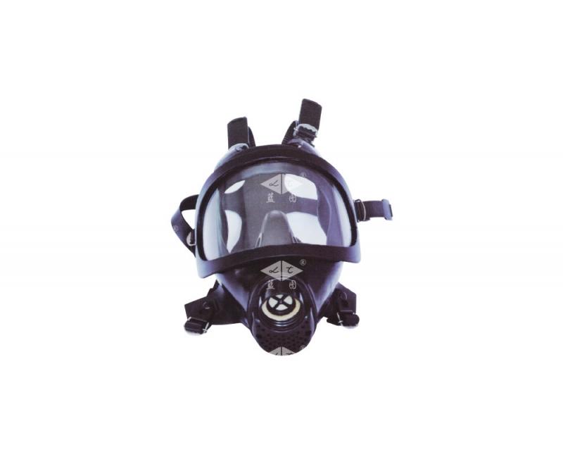 大视野过滤式防毒面具