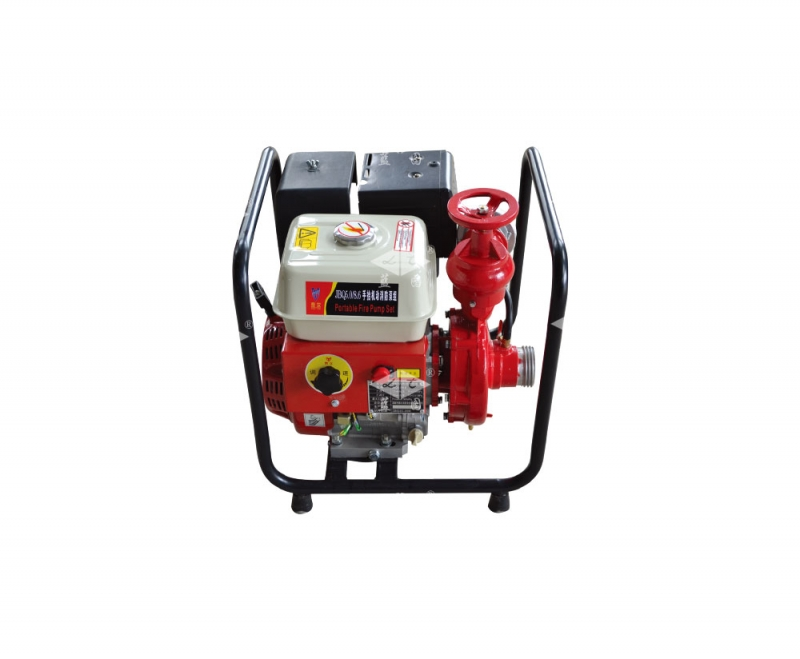 手抬机动消防泵组