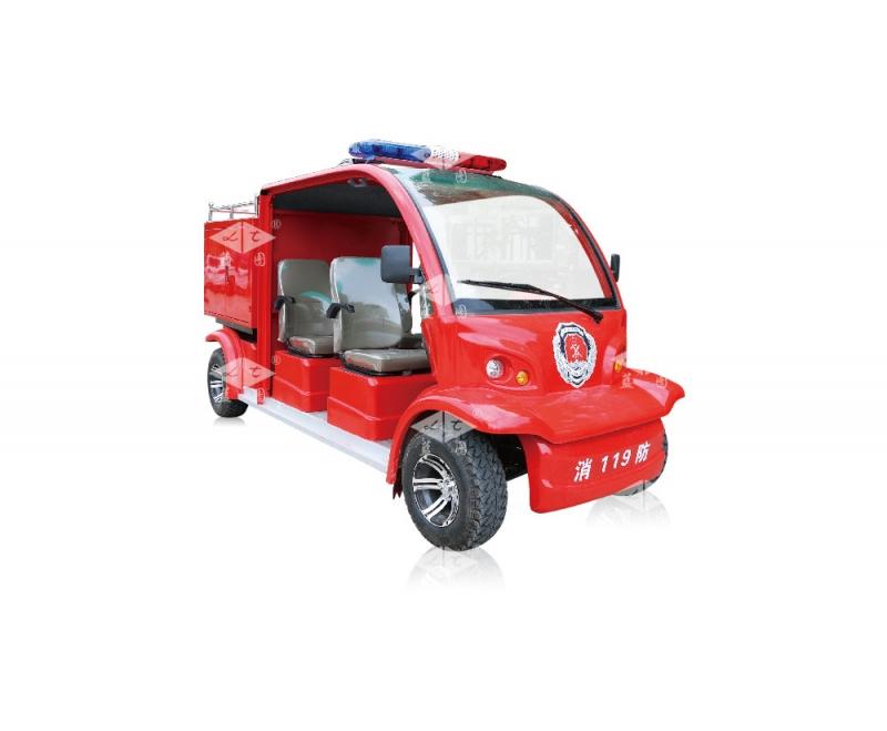 YA995XDC4PW-150-JB-9.6型四轮消防电动车