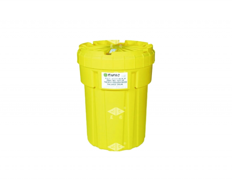有毒物质密封桶