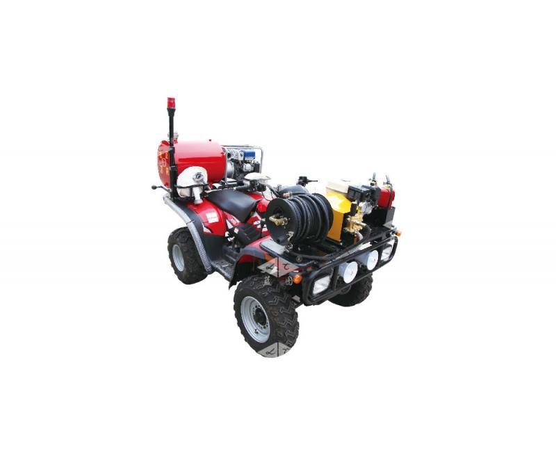 XMC4JB/3.3-PW/100-LH300ATV-YA型四轮消防摩托车