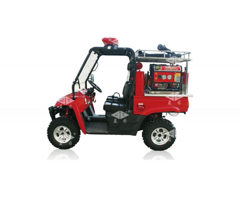 XMC4PW/125-JB/8.2-LH500U-2型四轮消防摩托车