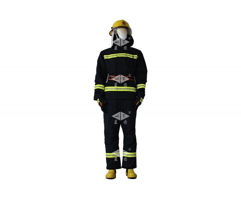 17款统型消防员灭火防护服