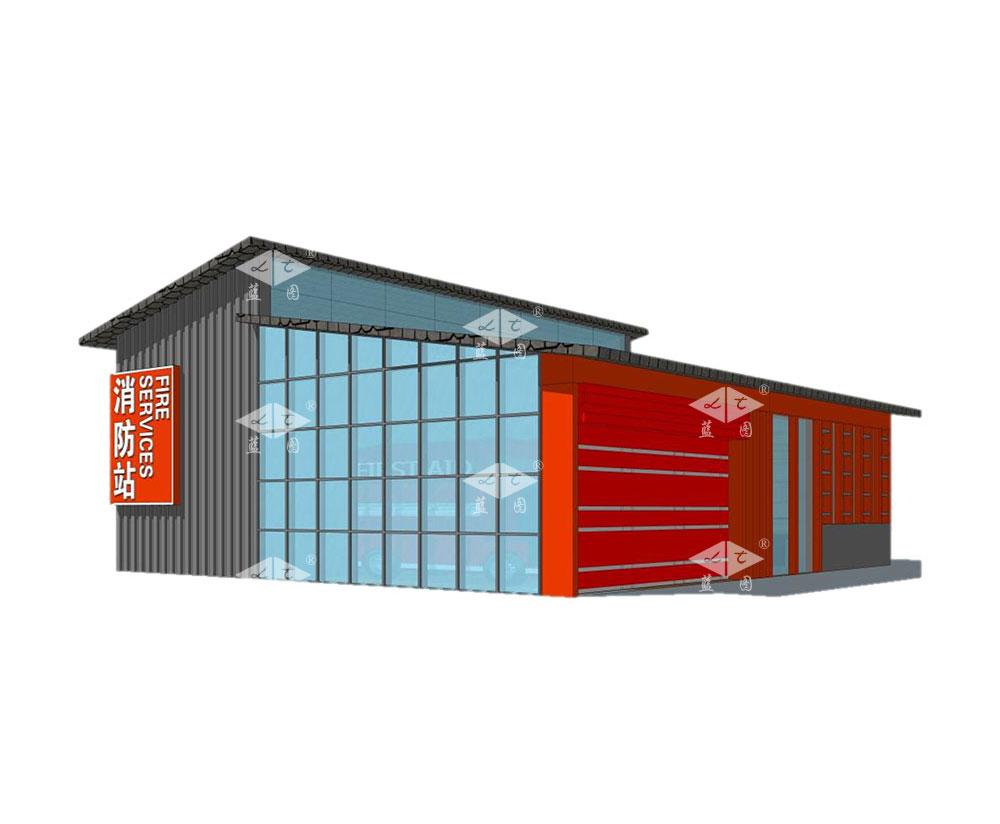 小型消防站