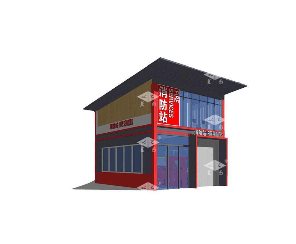 移动式消防站